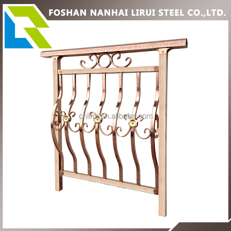 2015 Cheap Garden Building Products Stainless Steel Fence