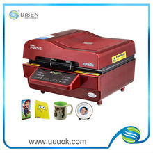 High quality phone case heat press machine