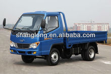 2013 hot sale china light truck t-king diesel rhd 1 ton light truck