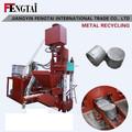 فوائد إعادة تدوير/ الخردة المعدنية الهيدروليكية آلة مطحنة
