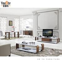 2015 modern design led tv rack , lcd wooden tv rack