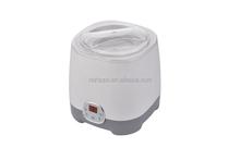 Sıcak satış yoğurt fabrikası makineleri/paslanmaz çelik yoğurt kabı 1l yoğurt makinesi