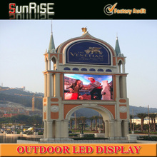 2015 Hot products P10 P16outdoor advertising led display board price full sexy movies video
