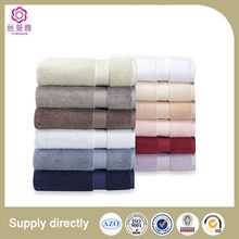 Popular Towel by China 100 Cotton/microfiber/bamboo Fabric Manufacture