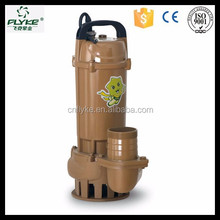 2HP QDX Aluminum casing electric submersible water pump