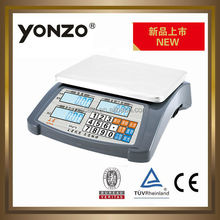 New model Weighing small scale big change