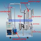 Mel mel espessante e máquina de filtro de processamento de 0.5 tonelada