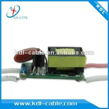 Support SCR dimmer 9-15V 4*1w switching led power supply