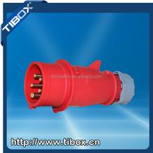TIBOX Industrial electrical equipment industrial connectors & plugs soldering type