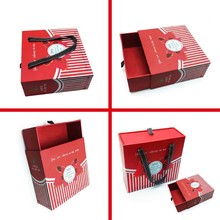 Corrugated paper box for fresh cherry,gift,food,fruits