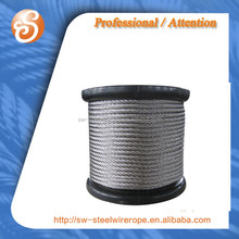 China factory galvanized steel wire ropes
