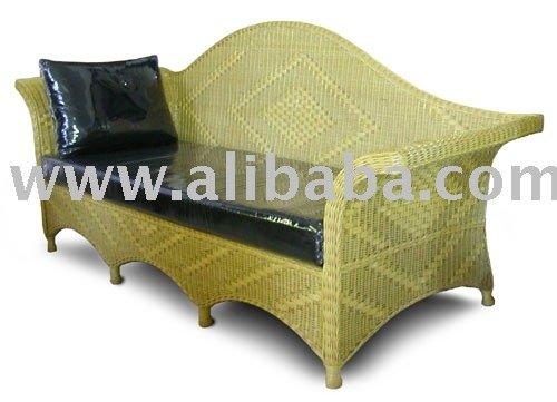 Thai rattan sofa bed photo detailed about thai rattan sofa bed picture on for Sofa bed thailand