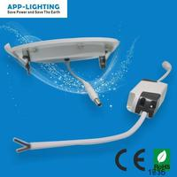 CE ROHS proved dimmable white led suspended ceiling light panel 3 years warranty