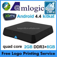 M8 Amlogic s802 quad core tv tuner box with hdmi & av output