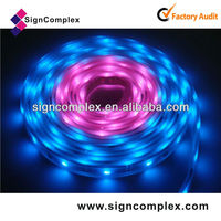 CE&RoHS Christmas led lights rgb led flexible strips
