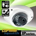 2 MP IR Audio PoE Full HD fácil configuración 1080 P seguridad Mini cámara Digital