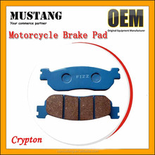 Hot Sale GY6-50 GY6-125 AG100 MIO Crypton Motorcycle Brake Pad for Yamaha