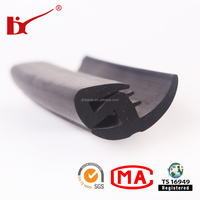 extrusion epdm protection rubber seal bumper strip for boat supplier in china