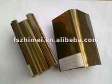Material de construcción de aluminio de la República de Trinidad y Tobago