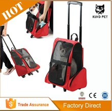 [KIND PET]2015 new waterproof dog backpack carrier large outdoor
