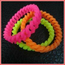 2012 silicone bracelet