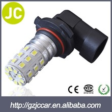 auto lights 9006 high power 2835 33FPC cheapest round drl led fog light