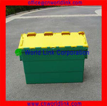 370 Plastic Stackable Used Containers