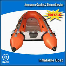SANJ 3 person Inflatable Boat with CE