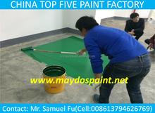 Maydos Oil Base Liquid Heavy Traffic Resistance Concrete Rubber Epoxy Flooring Coatings (China Coatngs Company )