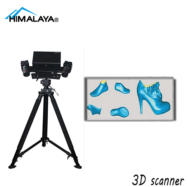 Himalaya high quality photo 3d foot scanner