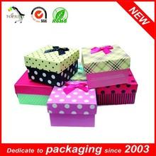 Super Bithday Gift Paper Packing Box Wedding Gift Box Wholesale