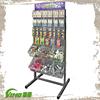 Wholesale Metal Pegboard Floor Display, Metal Pegboard Display Stand Rack