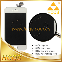 Direct Factory Top Quality full original screen for iphone 5,for iphone 5 lcd digitizer