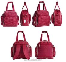 Kids multi function Baby Diaper Nappy Changing Bag mommy tote Backpack warmer pocket handbags shoulder Bags