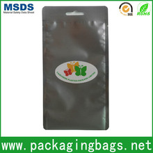 Self Sealing ESD Static Shielding Anti Static Bags/Open Top Metal-In Static Shielding Bag