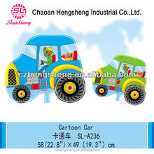 Logo printing advertising inflatable cartoon character for kids