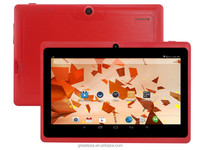 7 inch Andriod Q88 Tablet PC Dual Core External 3G, 512MB+8GB Android 4.4 Tablet PC