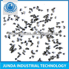 Steel structure surface blasting cleaning steel grit gh18 abrasive materials
