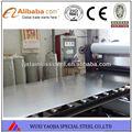 Aisi 304 2B superficie de acero inoxidable placa de Metal / hoja