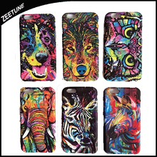 2015 new multi Color TPU Luminous Forest King Phone Case for iPhone 6, Samsung, Hot Sales mobile accessories