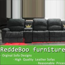4 posti divano, divano in pelle moderno, divano in pelle sintetica