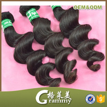 Aliexpress uk wholesale high quality 8a grade brazilian human hair remy loose curl weave