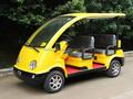Alta qualidade carrinho elétrico& carro de turismo, com usado em lugar resort e imóveis, electric carrinho de transporte