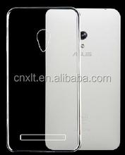 0.6mm Ultra thin Clear Crystal Transparent TPU Soft Cover Case For ASUS Zenfone 6 5 4 A400CG ZenFone4 4.5'' A450CG Zenfone6