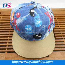 wholesale fashion small size children snapback hat MZ1251