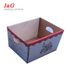 color printed cardboard boxes for vegetable