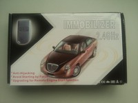 Engine immobilizer alarm system for car and motorcycle