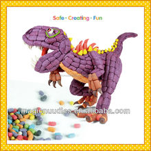 Puzzle Creative Toys Magic Nuudles with many Colour and shape
