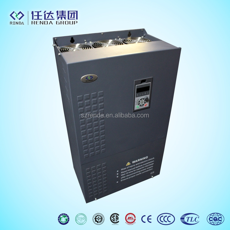 3 phase 380v ac drive motor controller frequency for Single phase motor drive