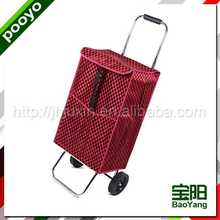 wheeled trolley bag tools display stands